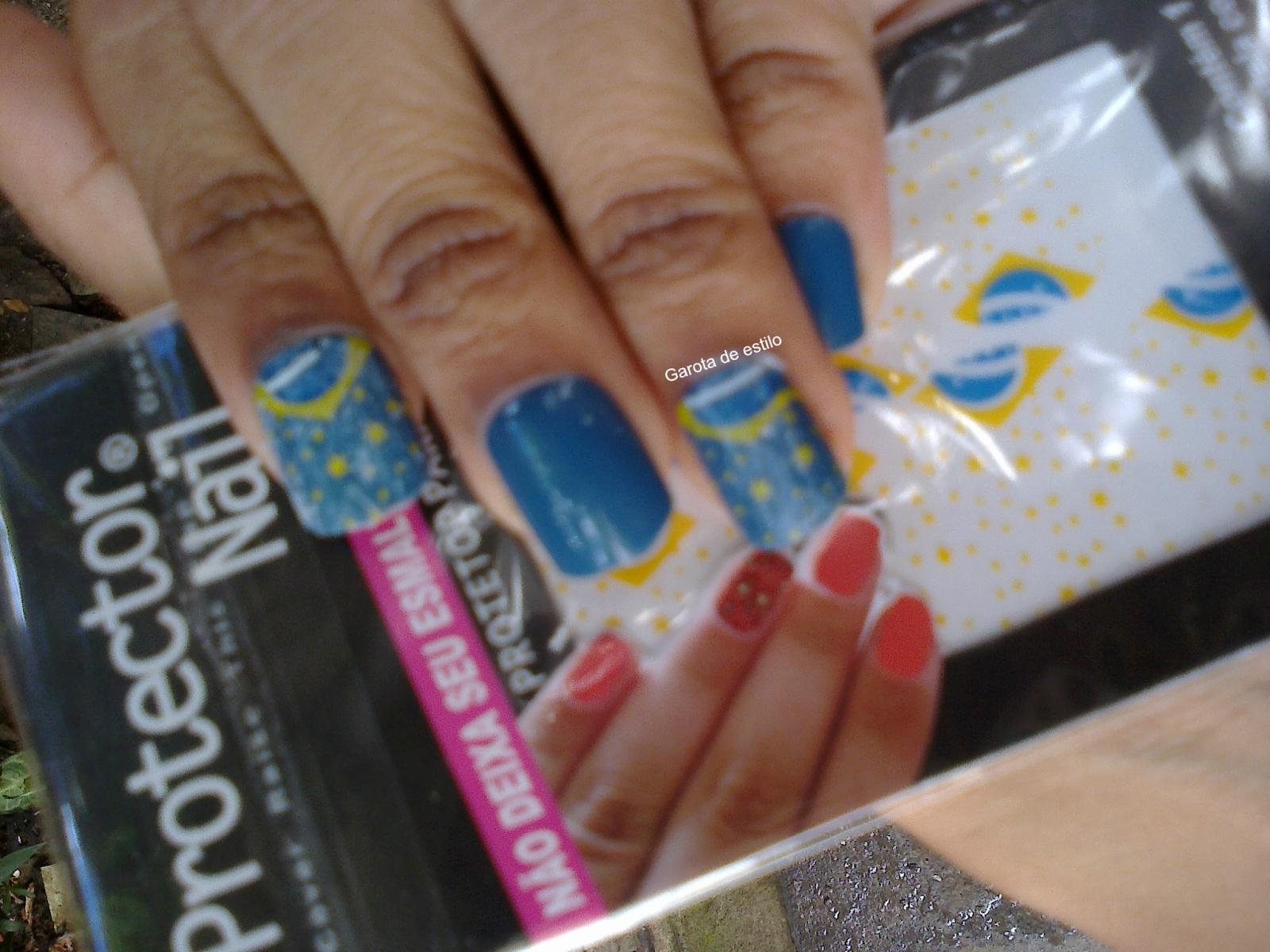 Unhas protector nail