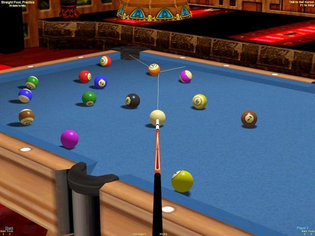 3D Live Pool PC Game Full Setup