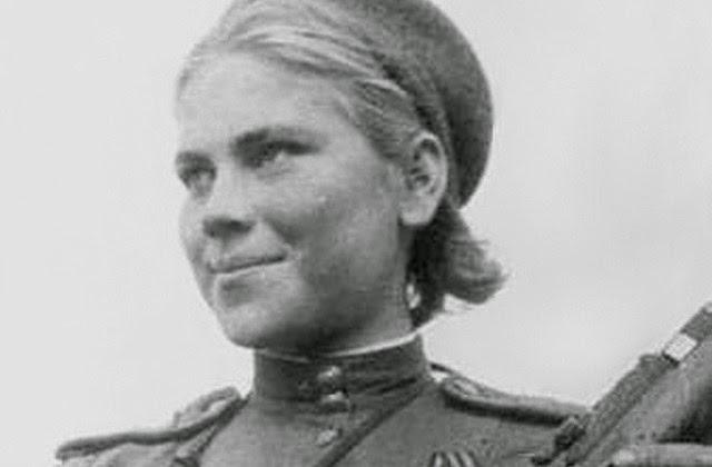Mujeres que fueron héroes de guerra