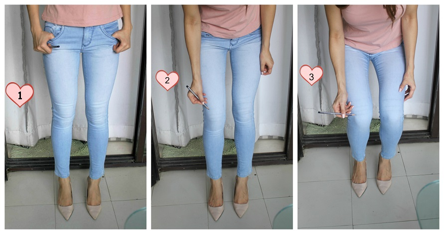 Mariposa Love: DIY Super Ripped Jeans