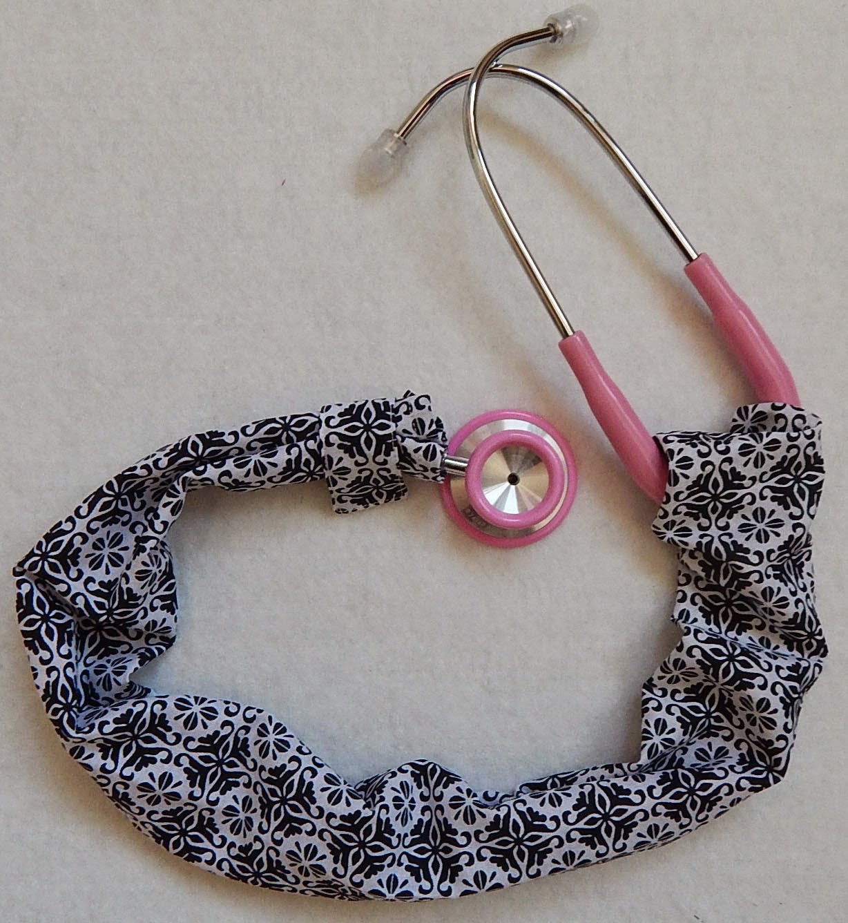 Some Like It Quilted Stethoscope Cover A Tutorial