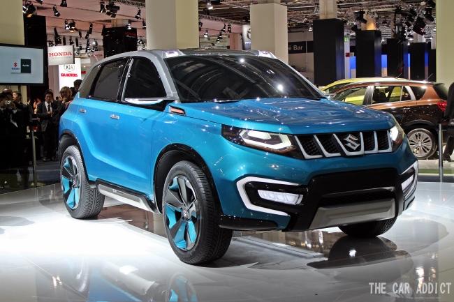 Suzuki Concept Car iV-4
