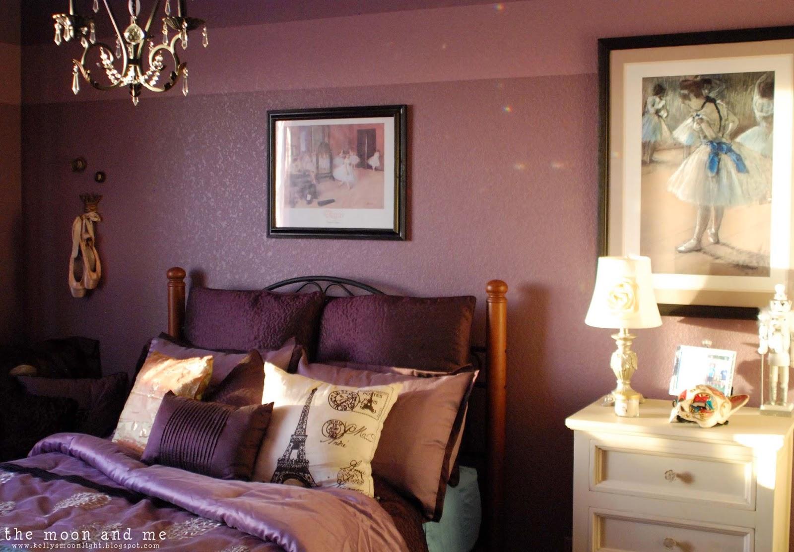 chocolate brown and purple bedroom purple ugh