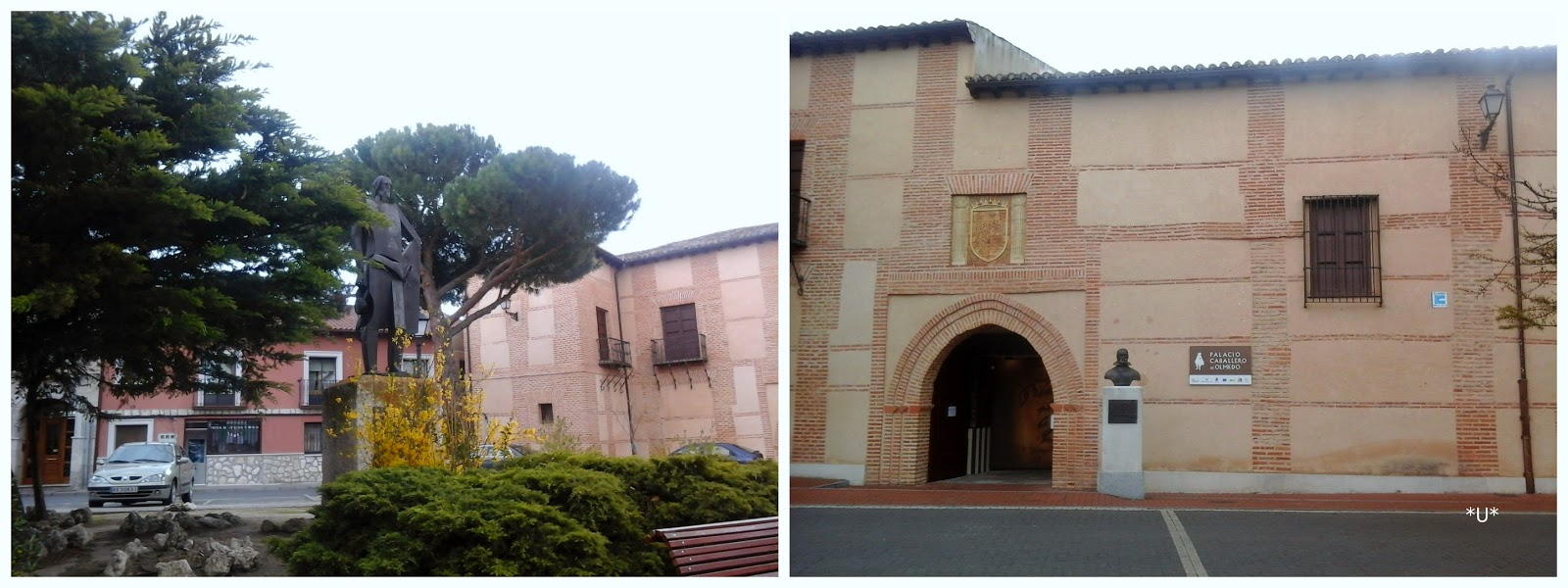 Palacio caballero Olmedo