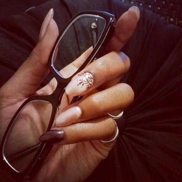 Lisha's nail design