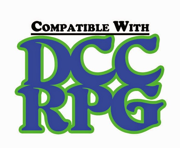 Compatible with DCC RPG