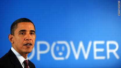 barack obama and power