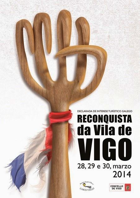 fiesta reconquista Vigo 2014