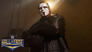 WWE HALL OF FAME STING