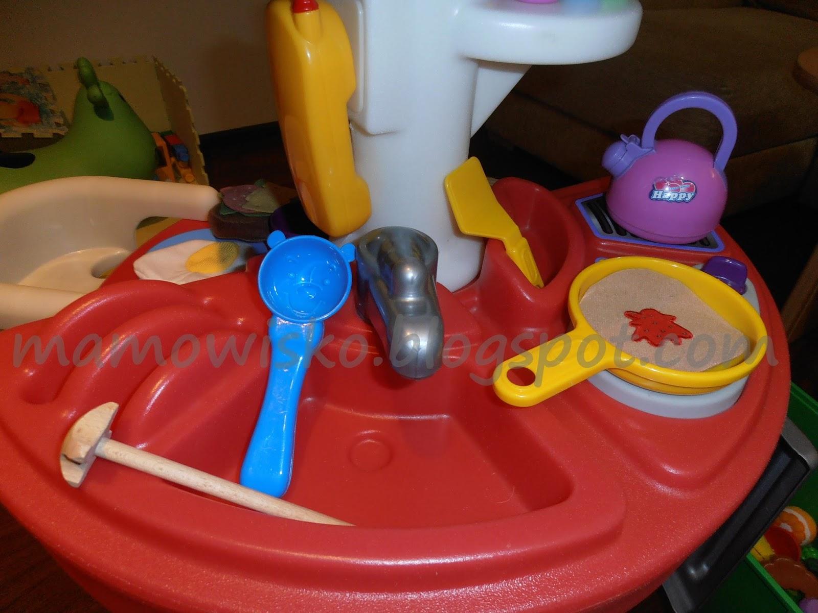 Dzieciaki gotują  Magiczna Kuchnia Little Tikes
