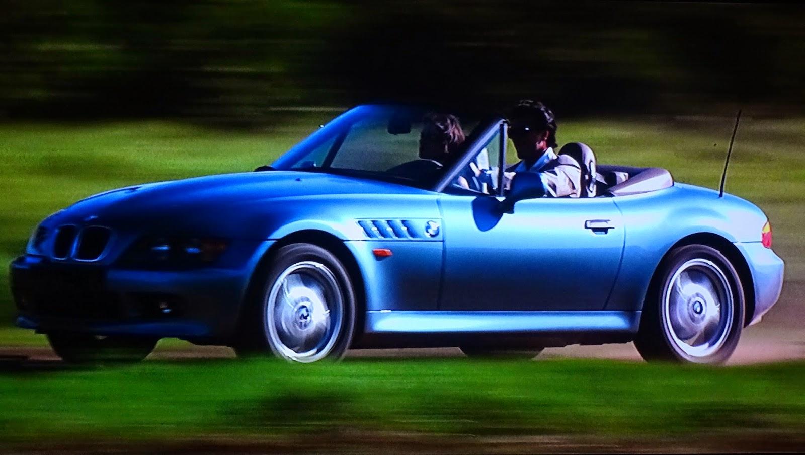 007 Travelers 007 Vehicle Bmw Z3 Goldeneye 1995