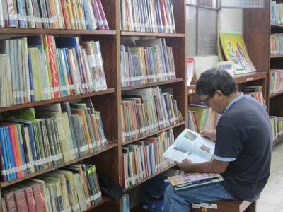 biblioteca en comas, informacion de comas, historias de comas