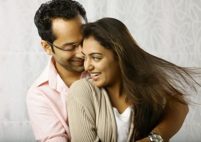 Fahad and Nazriya photos
