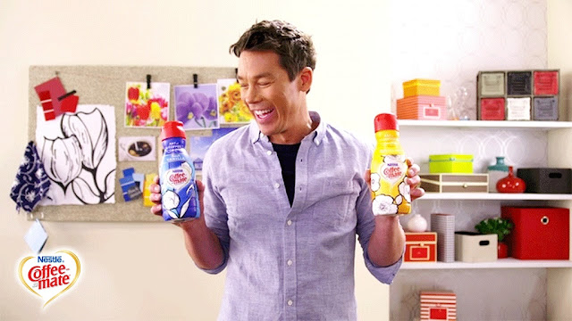 Coffee-mate David Bromstad