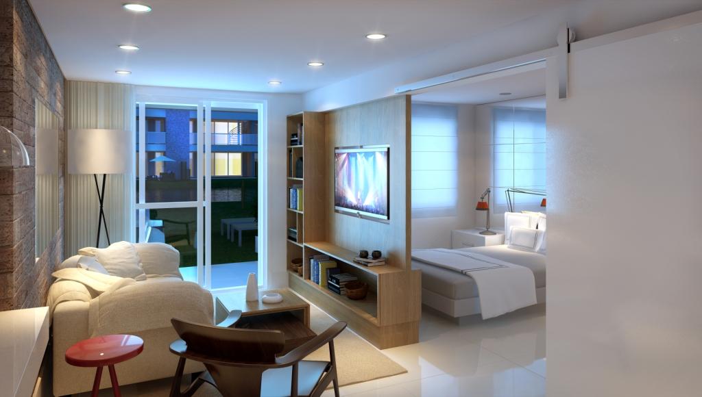 Como separar ambientes sem paredes parte i mariana ara jo - Dividir ambientes ...