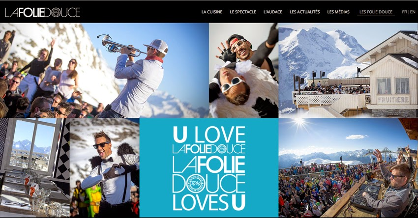 © Laurent Salino / Folie Douce - 2014