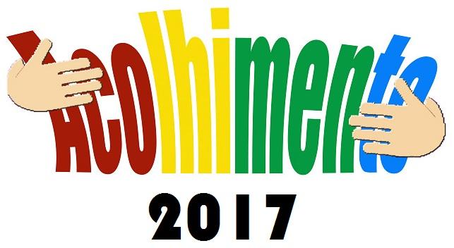ACOLHIMENTO 2017