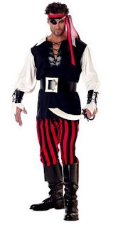 pirate mens halloween costume