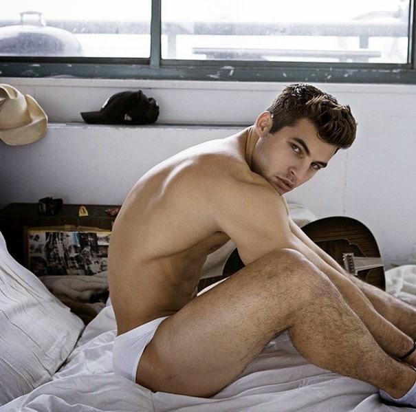 Behold Mike Stalker's Hairy Legs