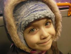 Ştefania la 28 Februarie 2012 ~ Fotograf in devenire