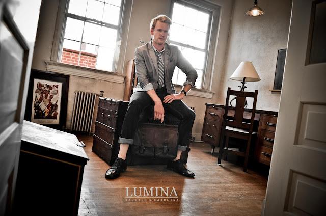 Lumina Clothing Company Ties