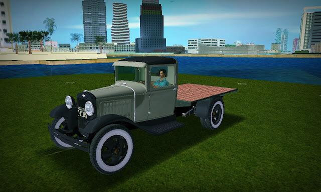 Ford Model AA 1930 GTA Vice City