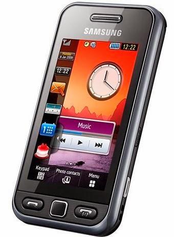 Samsung S5320 Flash File Download