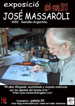 Mi muestra en Barcelona, España