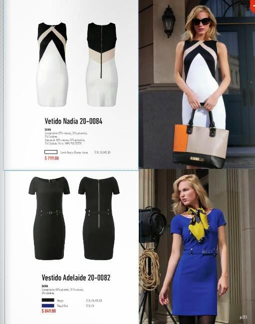 Vestidos de Mujer Andre Badi 1-2015