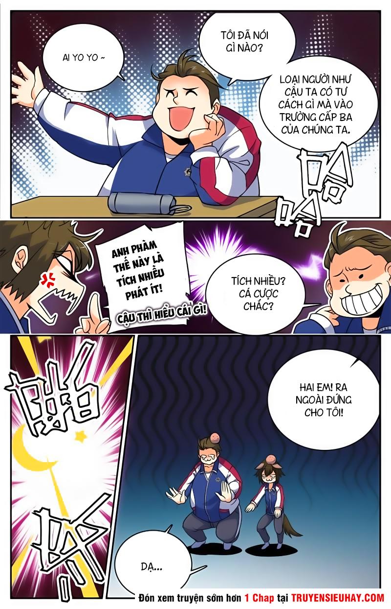 Toàn Chức Pháp Sư trang 7