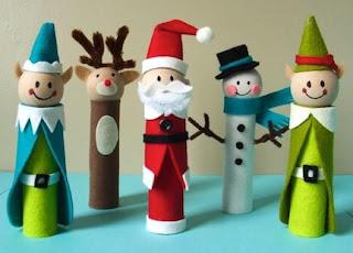Muñecos para navidad de carton Mu%C3%B1eco-de-navidad