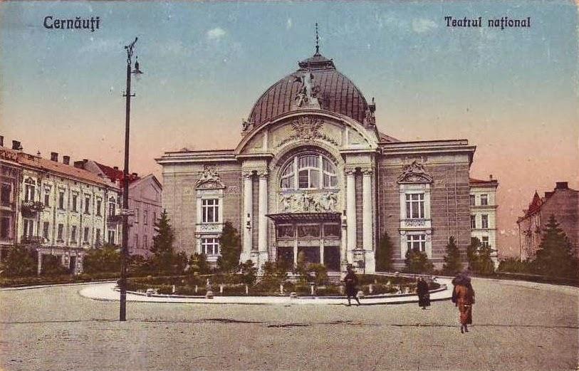 Teatrul National din Cernauti