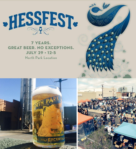 Save on passes & Enter to win VIP tickets to HessFest - July 29!