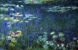 Obra de Monet.