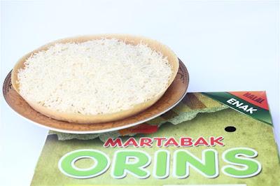 Martabak Paling Enak di Jakarta Orins terbuat dari bahan pilihan berkualitas tersedia berbagai macam variasi pilihan rasa yang lezat dan enak