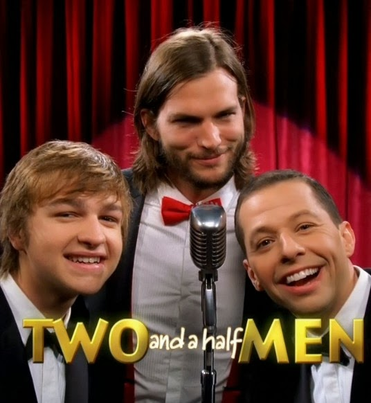 Download - Two and a Half Men S11E03 - HDTV + RMVB Legendado