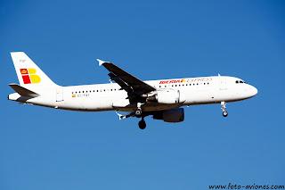 Airbus A320 / EC-FQY