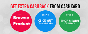Cashback On Shopping & Recharge