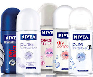 Nivea Roll-on