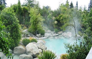 Hanmer springs, thermal baths
