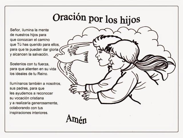 La Catequesis (El blog de Sandra): Recursos Catequesis Oración por ...