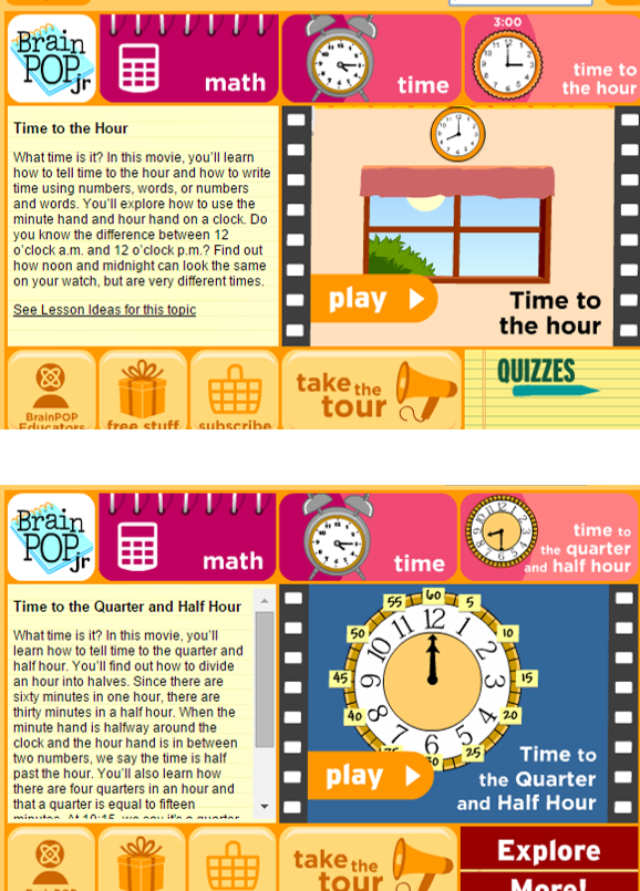 F F D C E Ae Df B E further Calendar Worksheet Reading Schedules Days Of The Week Information In A C Print Questions Ks Worksheets Date Time Free Printable Educational Books furthermore Photo together with Brainpop likewise D C Cc Ab. on lets practice telling time with free
