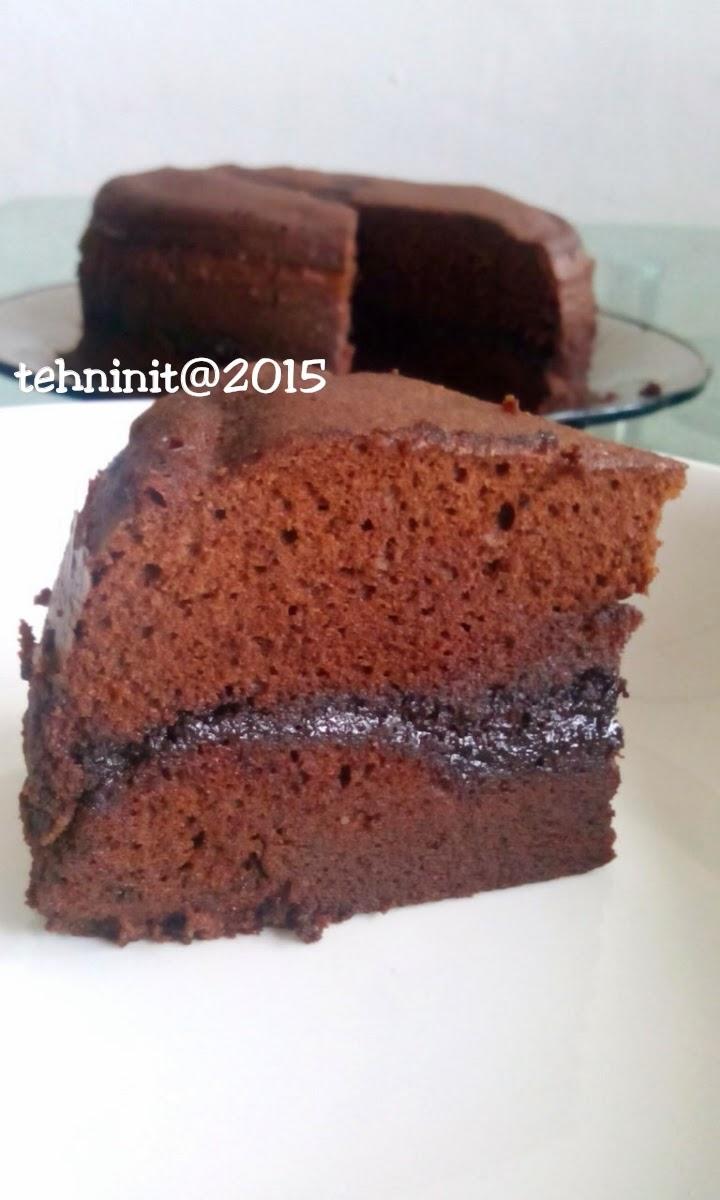Brownies Kukus Tepung Beras Lembut dan Lezat
