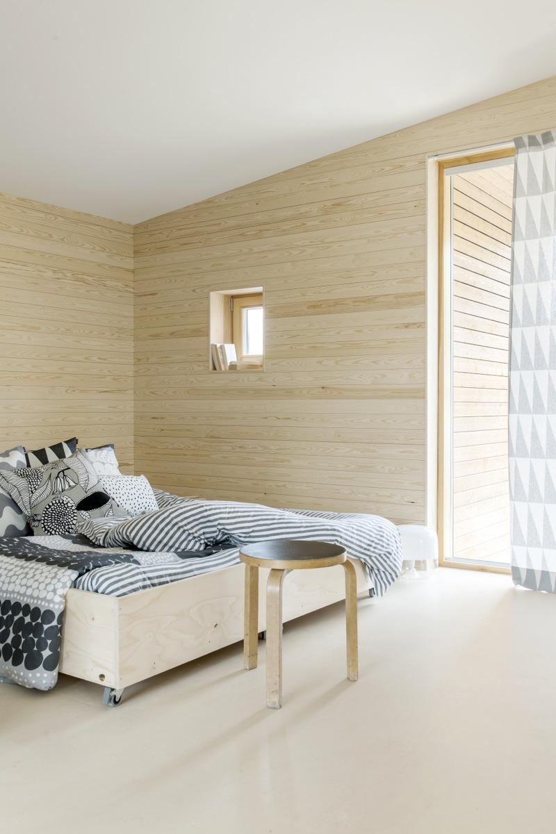 Marimekko bedroom