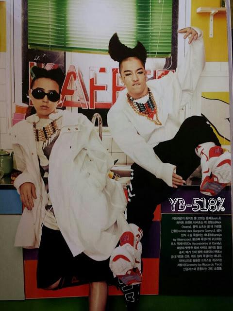 G-Dragon & Taeyang Majalah Vogue 06