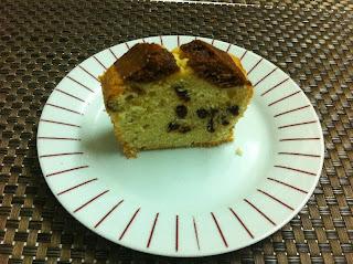 עוגת שיש עם פצפוצי שוקולד