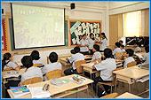 Dhirubhai Ambani International School Classroom