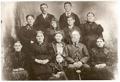 Robert and Selena Marshall Family