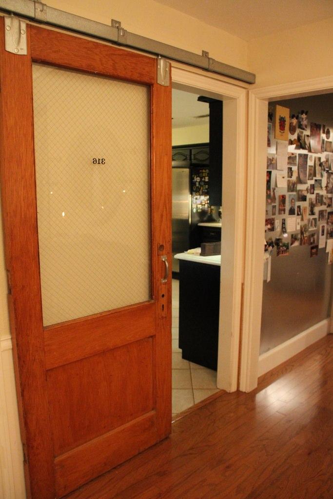 Tattered Style Vintage Classroom Door School Daze