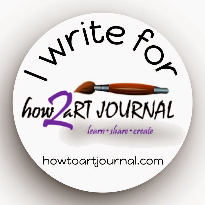 I'm a Contributor to How2ArtJournal